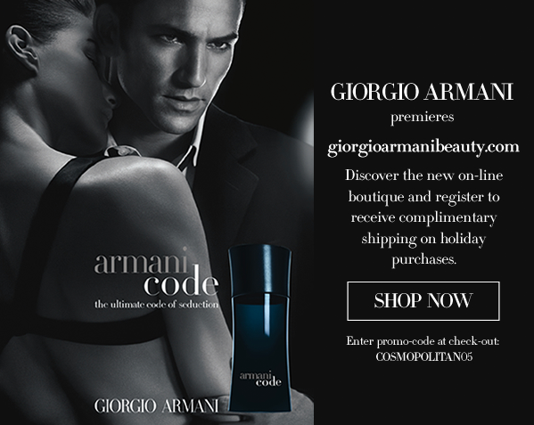 Project: Email - Armani