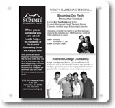 Project: Ads - Summit Newspaper