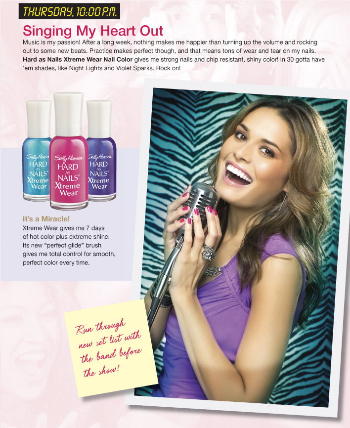 Project: Landing Pages - Sally Hansen 4