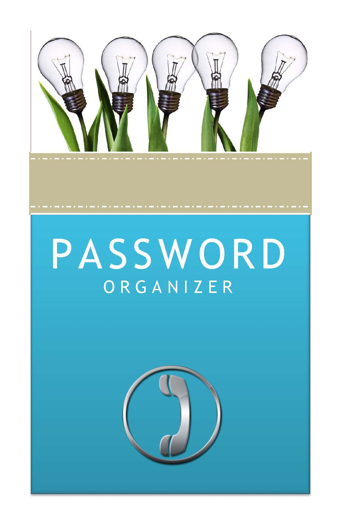 Password Organizer Page 01